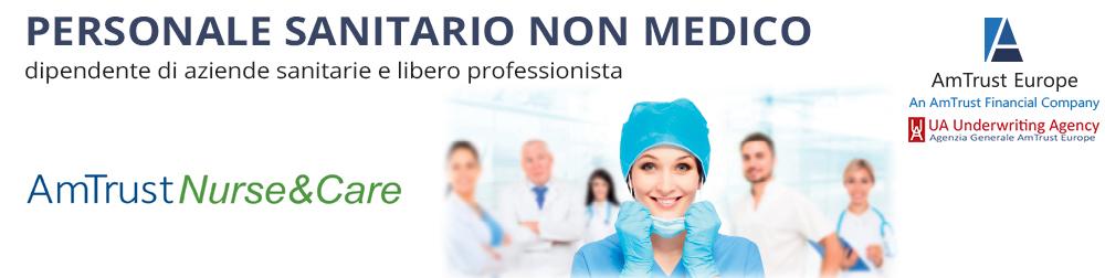 Personale sanitario non medico