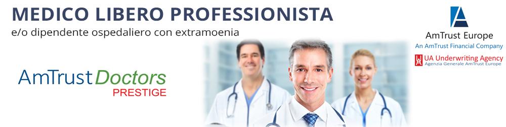 Medico libero professionista - Prestige